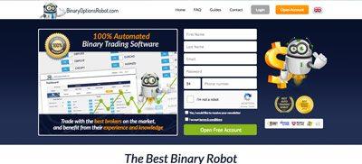 Binary options robot online