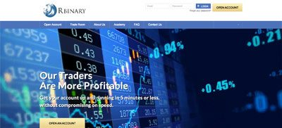 Old RBINARY option review